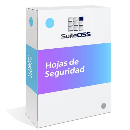 Software de Hojas de Seguridad
